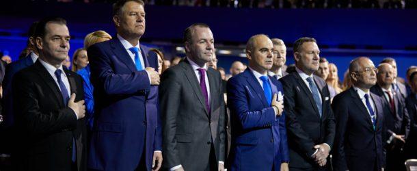 Klaus Iohannis și PNL, în elita europeană (P)