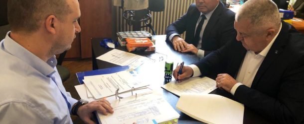 """COMUNICAT DE PRESĂ Privind semnarea contractului de finanțare pentru proiectul """"Promovarea incluziunii sociale prin înființarea unui club al pescarilor dunăreni din Municipiul Călărași"""""""