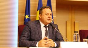 """Vasile Iliuță: """" Le urez bun venit la Călăraşi şi mult succes în continuare!"""""""