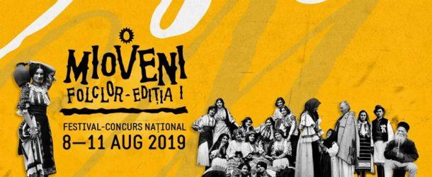 """Ansamblul """"Bărăganul"""" al CJCC participă la Festivalul Concurs Național de Folclor  """"MIOVENI"""" – 2019"""