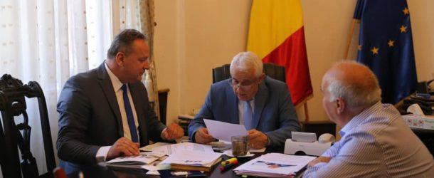 """""""Construire adăpost pescăresc Dunărean"""" -contract semnat"""
