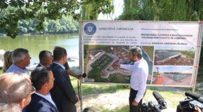 """S-a semnat contractul de finanțare pentru proiectul ,,Dezvoltare turistică a Brațului Borcea, Călărași – port turistic de agrement"""""""