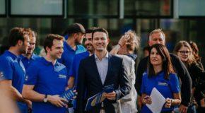 (P) Interviu. Secretarul general al PNL, Robert Sighiartău: Pentru Klaus Iohannis au semnat cei mai mulţi români: peste 2.200.000 de semnături