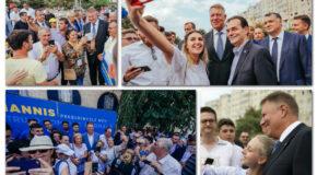 Motivele pentru care românii semnează în număr mare pentru candidatura lui Klaus Iohannis