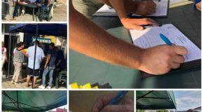 PNL Călărași a strâns peste 38.000 de semnături de susținere pentru Klaus Iohannis