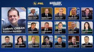 Guvernul PNL