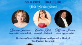"""Concert – """"Europa  unită în muzică"""""""