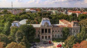 Palatul Administrativ al județului Călărași, impresionant monument istoric al zonei noastre, se află în licitație
