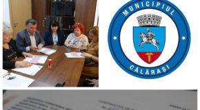 Semnarea primului contract de finanțare pe Axa 4 a Regio 2014-2020
