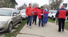 Călărăşenii îşi doresc continuarea proiectelor începute de guvernul PSD