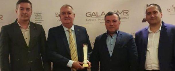 Municipiul Călărași, Premiul Special pentru Inovare în Administrația Publică!