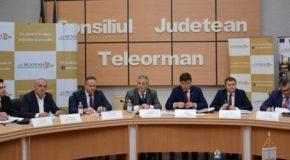 Vasile Iliuță, la ședința ordinară a Consiliului pentru Dezvoltare Regională Sud Muntenia