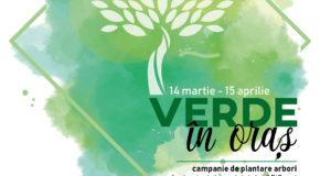 """Campania de plantare arbori în municipiul Călărași """"Verde în oraș"""""""