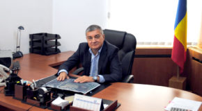 Noul director general interimar al SC EcoAqua SA Călărași, Victor Sandu, a fost instalat