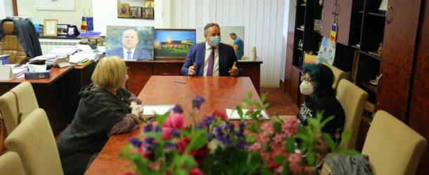 O nouă conducere la Spitalul Județean de Urgență Dr. Pompei Samarian Călărași