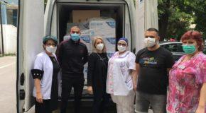 Din nou donații la Spitalul Județean Călărași