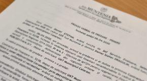 """Contract – Regenerarea fizică a zonei defavorizate """"Cărămidari"""""""