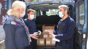 5000 de teste rapide de diagnosticare COVID 19 au ajuns la Călărași