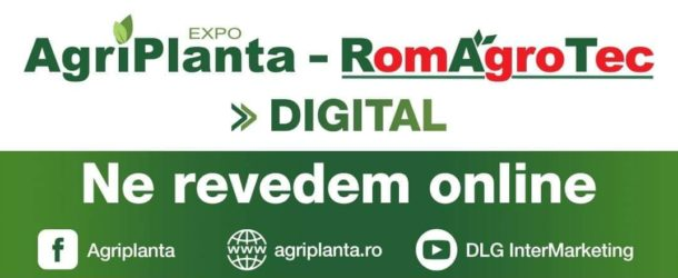 AgriPlanta – RomAgroTec se mută în online