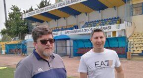 Cristian Pustai este antrenorul echipei nostre și rămâne la Dunărea Călărași în ciuda zvonurilor!