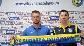 Caragea Teodor, fundaș stânga a semnat cu echipa noastră pe doi ani!