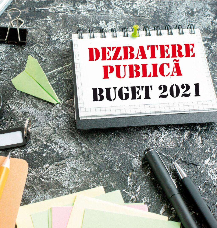 buget 2021