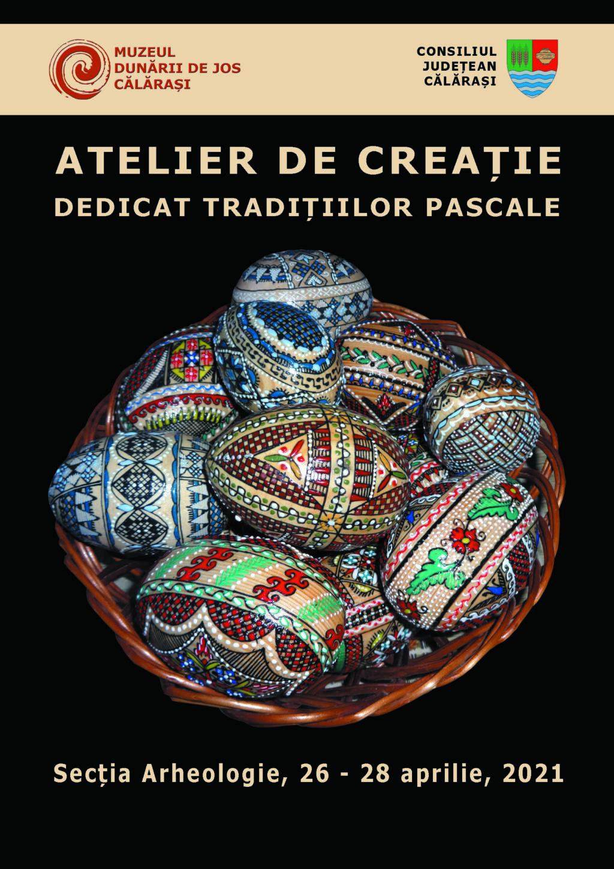 MDJ Atelier creație aprilie 2021