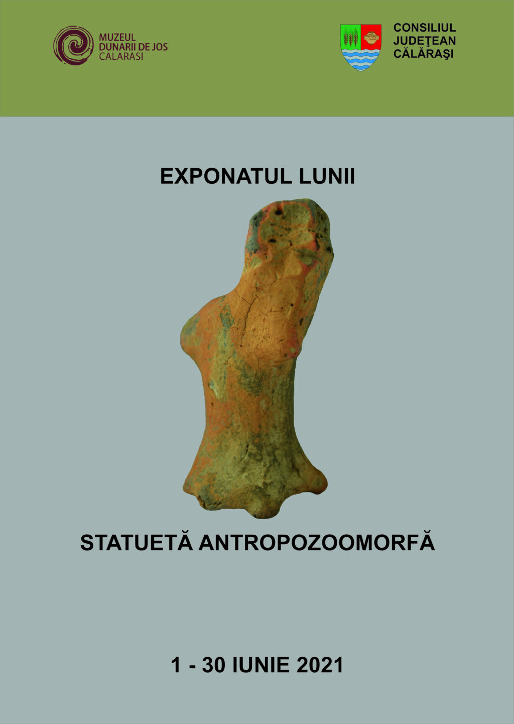 Statueta Antropozoomorfa