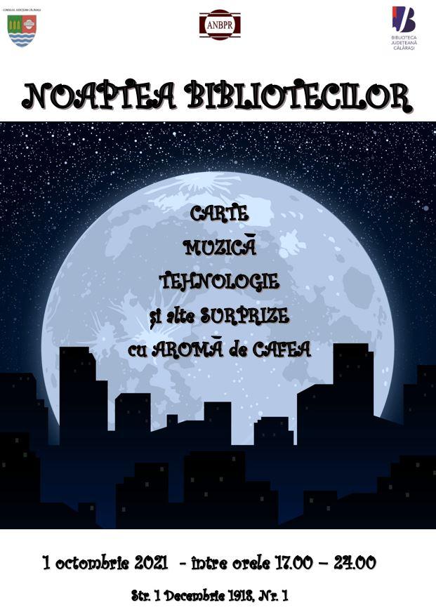 noaptea bbliotecilor